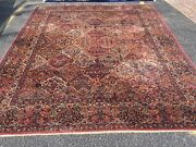 Authentic_vintage Karastan Rug 8.8x12 Pattern 717 Lowest Prices Offered Here
