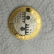 Royal Mint 1707-2007 Tercentenary Silver Proof Andpound2 Coin