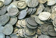 20 Face Value Of 90 Silver Us Dimes - 200 Silver Dimes