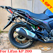 For Lifan Kp 200 Rack Luggage System Lifan 200cc Side Carrier For Soft Bags,gift