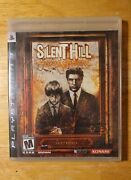 Silent Hill Homecoming Brand New Ps3 Us Release Factory Sealed