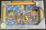Le 1600 Toy Story 25th Anniversary Pin Set 2020 Disney Movie Poster Pins In Hand