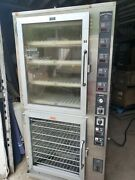 Bakery Oven And Proofer Piper Model Op-4-jj-d-208/3 Electric Convection