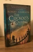 Cuckooand039s Calling 1st/1st Galbraith / Rowling Signed