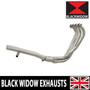 Gsx600f Gsx750f 1988-1997 Exhaust Header Downpipes Link Pipe