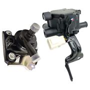 Coolant Control Valve And Electric Inverter Water Pump For 2004-2009 Toyota Prius