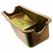 Milodon 30720 Oil Pan 5 Qt. For Ford 289/302 Pre-1973 Front Sump Chassis New