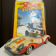 Aosin Speed Racer Tin Toy Car Vintage Retro Collectible Free Shipping From Japan