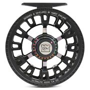 Hardy Ultralite Ca Dd 6000 Reel Black - Backing And Fly Line Offers - On Sale