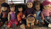 American Girl Doll Package Deal 6 Dolls And Many Accessories See Images