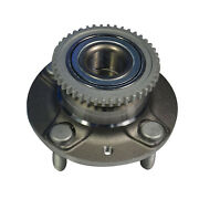 New Front Wheel Hub Bearing Assembly For Mazda Miata W/o Abs 1.6l 1.8l 4 Cyl