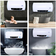 50/80/100/120l Electric Hot Water Heater Warmer Tank Home House Bathroom Shower