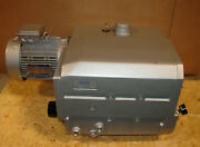 New Nos Squire-cogswell S5b Rotary Vane Vacuum Pump 5hp 3ph 118cfm Busch