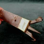 Antique Race Knife For Woodworking / Woodcarving Tool - Handmade In Portugal