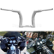 Motorcycle Riser Handlebar Z Bar Dry Clutch Fit For Harley Softail And039and03915-and039and03920