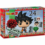 Funko Holiday Advent Calendar 2020 - Dragon Ball Z 24 Figures Included - New