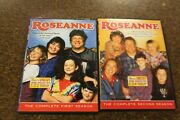Roseanne Season 1 And 2 Free Shipping