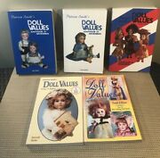 5 Patricia Smith's Doll Values Antique To Modern Series 1,3,4,7,10