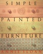 Simple Painted Furniture By Annie Sloan