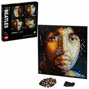 Lego Art The Beatles 31198 Collectible Building Kit | New 2020 2933 Pieces