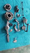 1987 Yamaha150hp Outboard Magneto Controlend Capsfuel Pumpsand Linkages