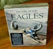 History Of The Eagles 3dvd Box + Book Inc 1977 Concert, Capital Centre