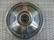 One 1965 65 Ford Mustang Hubcap Wheel Cover Center Cap Antique Vintage Classic