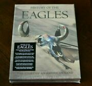 History Of The Eagles 3dvd Box + Book Inc 1977 Concert, Capital Centre New