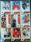 2013-14 Upper Deck Team Canada Exclusives Red /100 Complete Set 230  1019