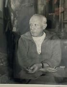 Pablo Picasso - Original Photo Signed By Andre Villers - 1961 - Painting