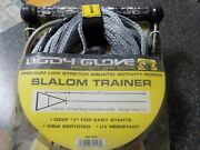 Body Glove Premium Low Stretch Ski/wakeboard Rope 2-section 12 Handle 70and039 Rope