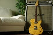 John Page Guitars Made In Japan The Aj With Hard Case Dhl Fedex From Japan