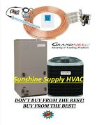 Grandaire Heat Pump Wch4364gkb And Wahl364b 3 Ton Free Uvtstatcopperheater
