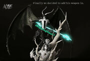 Axe Studio Bleach Ulquiorra Cifer Gk Collector Resin Painted Led Limited Statue