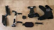 Magiqcam Camera Steadicam With Gear Case - New Hard To Find