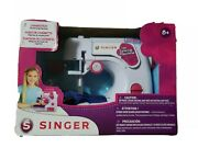 Singer A2203 Chainstitch Toy Sewing Machine 8 Years Old And Up.new In Box