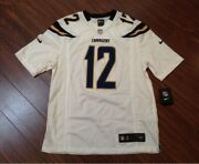Robert Meachem Los Angeles Chargers Nike Game Jersey Men's Medium New With Tags