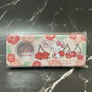 Hello Kitty X Toripicals Sanrio Small Window Two Layers Metal Pencil Case S/f