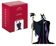 2020 Hallmark Limited Disney Sleeping Beauty Maleficent Ornament Sold Out
