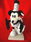 Steiff Disney Showcase Collection-mickey Mouse Steamboat Willie 1528 Of 10000