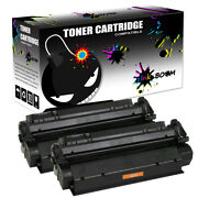2 Toner Cartridge Replace For Hp Q2613x 4000 Pages Laserjet 1300 1300n 1300xi