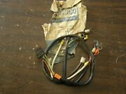 Nos Oem Ford 1959 Lincoln Rh Door Wiring Harness For Electric Lock