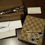 Authentic Guccioli Chihuahua Dog Notebook Blank Diary New Unused