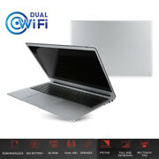 T‑bao Notebook Silver Laptop 15.6inch Ram 8gb Ssd 512gb Support For Windows 10