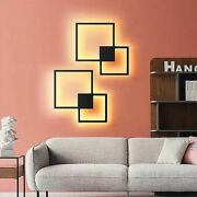 Wall Lamps Indoor Tv Background Light Led Wall Lighting Decoration Wall Lampada
