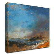30 X 30 Reclaimed Land By Patrick Dennis Print On Canvas