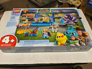 Lego Toy Story 4 Buzz And Woodyand039s Carnival Mania 10770 New 230 Pcs Free Shipping