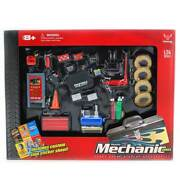 Hobby Gear Mobile Mechanic Series For Display 1/24 Scale