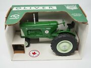 Oliver 770 Farm Equipment Canadian Collector's Edition Die Cast Metal Tractor