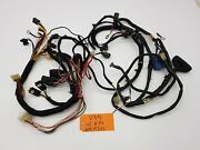 John Deere Main Wiring Harness 285 Am103113 With Electronic Fuel Injection Efi